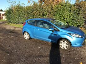 Ford Fiesta Style 1.25, only 24000, Immaculate inside and out !!!