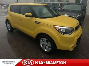 2015 Kia Soul LX 6 SPEED BLUETOOTH HTD SEATS WOW!!