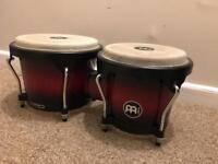 Meinl bongo drums headliner range REDUCED