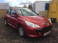 2006 Peugeot 307 1.6 HDI 5 Door 12 Months MOT 6 Months Warranty