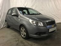 2010 Chevrolet Aveo 1.2 LS Hatchback 5dr **Full Years MOT**