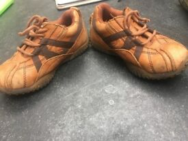 Leather Ben Sherman Kids Shoes