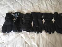 Hein Gericke/ Richa Men's Motorbike Gloves
