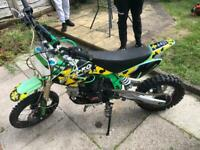 125cc Pitbike Moto Madness