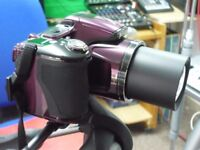 NIKON COOLPIX L830 IN AS NEW CONDITION AND BOXED