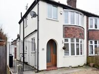 3 bedroom house to rent in Altrincham - Brunswick Rd!