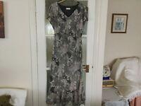 Beautiful long dress size 14