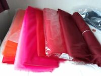 Dress net various colours