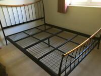Metal bed frame 5ft King Size
