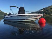 Sea Swirl Striper 1851CC - Fishing Boat (140HP)