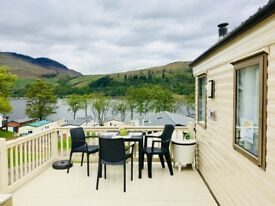 Static Caravan/ Holiday Home For Sale, Loch Earn, St Fillans