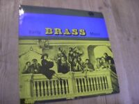Early Brass Music of the 15-17th Century. Classical Record. Vintage. Retro. 12'' 33 rpm. Wilhelm E..