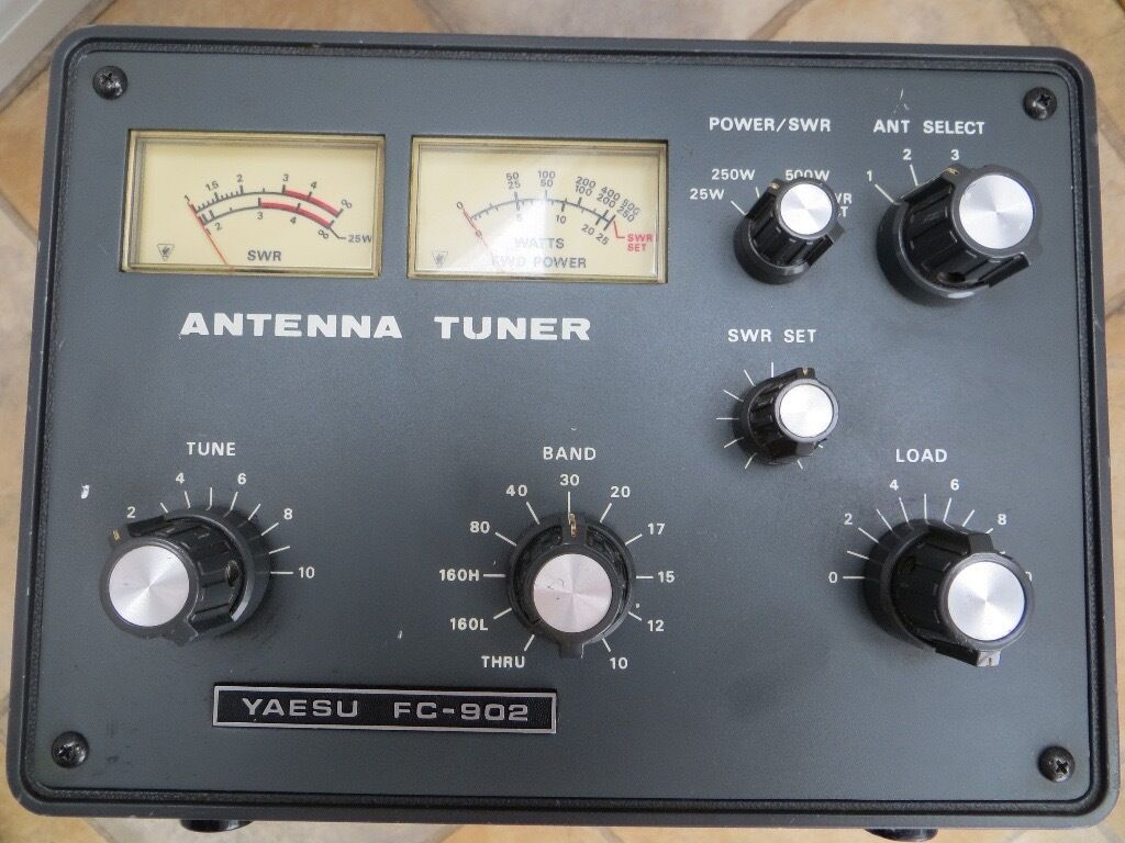Idea Absolutely Amateur antenna tuners apologise, but