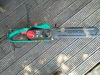 Bosch ak35 s ekectric chainsaw