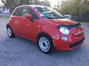 2012 Fiat 500 NO ACCIDENT - SAFETY & E-TESTED