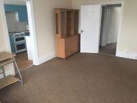 Large Redecorated One Bedroom Flat
