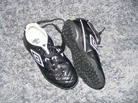 Umbro Football Boots kids size13 Uk