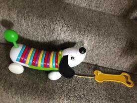 Leapfrog alphabet dog