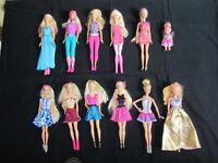 Barbie Doll Collection & Accessories
