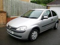 Vauxhall Corsa Club 1.0 3 Door