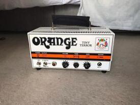 Orange Tiny Terror Guitar Head