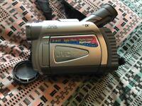 JVC digital camcorder digital zoom 700x