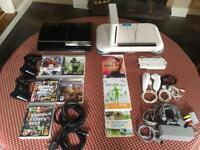 PS3 & Nintendo Wii (+ Board) Bundle - 8 games included.