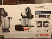 Bosch mixer, processor and blender