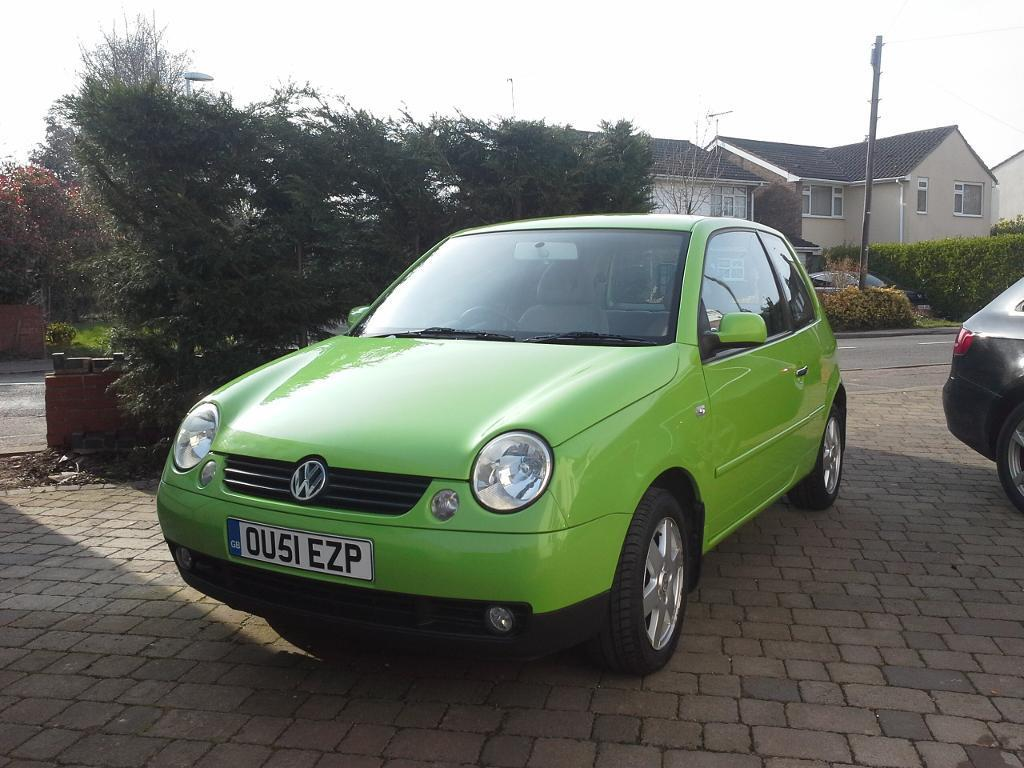 volkswagen vw lupo 1 4 tdi diesel 30per year road tax cheap insurance in leicester. Black Bedroom Furniture Sets. Home Design Ideas