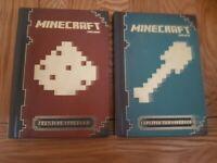2 Minecraft books