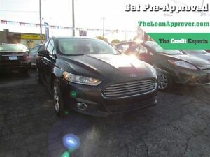 2013 Ford Fusion SE | NAV | ONE OWNER
