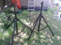 Speaker Stands (Profgessional/Heavy Duty)