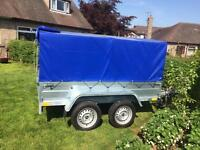 Trailer hire (with driver)