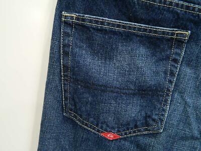 Quicksilver Quickjean mens jeans 32 X 30 cut off at hem .....................110