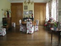 ONE HOUR FROM CALAIS, FRANCE, A SPLENDID HOME COMBINED WITH AN ESTABLISHED ACTIVITY