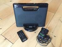 SONY Personal audio docking system RDP-M5iP