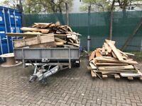 FREE Firewood/scrap timber
