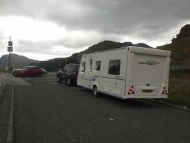 2010 Bailey Ranger Caravan