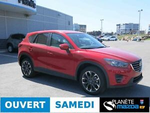 2016 Mazda CX-5 AWD GT GROUPE TECHNOLOGIE