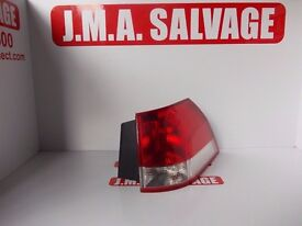 Vauxhall Vectra O/S Tai light removed from 2004 model