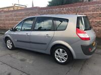 Renault Grand Scenic 7 Seater 12 month MOT