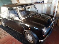 Classic 1985 Mini City E - 11 months MOT, low mileage for year. £2395.
