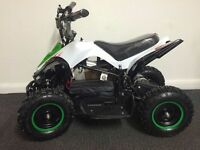 Brand New Mini Quad Pit Bike 2 wheeler Bike Electric/ Pull and Battery Start Mini Moto Quad