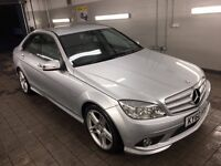 Mercedes-Benz C Class 3.0 C350 CDI, Immaculate condition, AMG pack