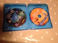 Life Of Pi 3D Blu-ray