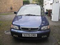 1998 HONDA SHUTTLE 2.3i LS Auto