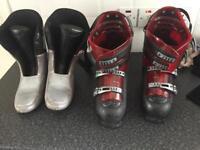 Ski boots size uk 10