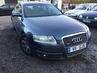 AUDI A6 3.0 TDI QUATRRO BREAKING FOR PARTS