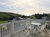 STATIC CARAVAN FOR SALE IN CORNWALL ON THE SOUTH COAST, SEAVIEW HOLIDAY VILLAGE , NO AGE LIMIT