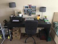 Office Desk + Chair